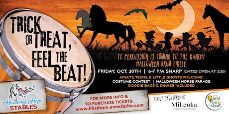 Halloween Drum Circle tickets