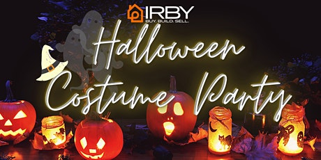 IRBY's 5th Annual Halloween Costume Charity Event tickets