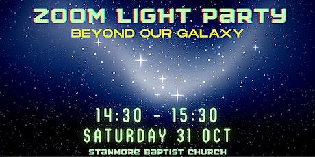 Light Party via Zoom tickets