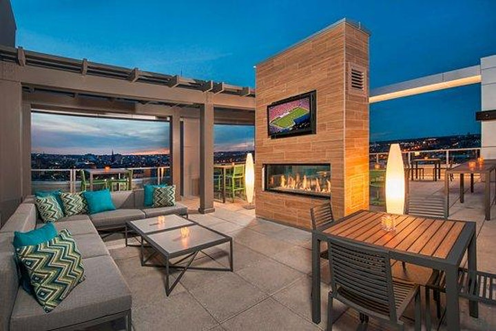 Monday Night Football + R&B & Cigars on the Rooftop @ 16th On The Park image