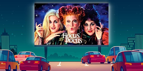 Halloween Drive-In Movie - Hocus Pocus tickets
