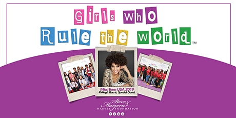 Girls Who Rule the World Meet Up tickets