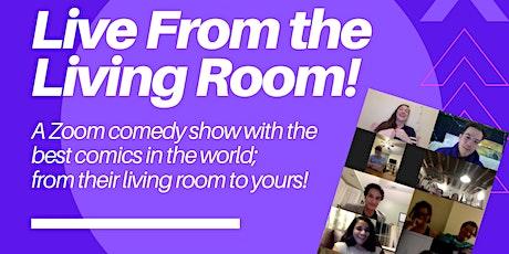 U PENN Alumni Virtual Comedy Show! tickets