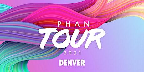 PHAN TOUR 2021 - DENVER tickets