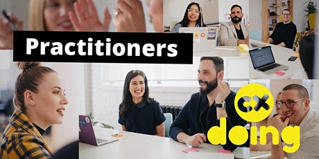 CXdoing Practitioners – 4 x 2 h Customer Experience Collaboration digital Tickets