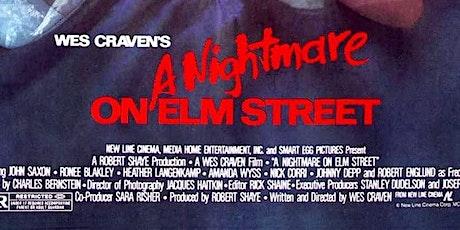 Thursday Night - Nightmare On Elm Street tickets