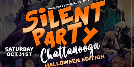 SILENT PARTY (HALLOWEEN NIGHT) AT THE MOXY tickets