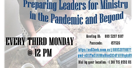 Ministry Training Track - Preparing Leaders for Ministry in the Pandemic... tickets