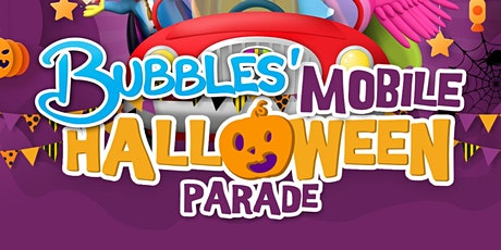 Bubbles Mobile Halloween Parade tickets