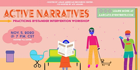 Active Narratives: A Bystander Intervention Workshop tickets