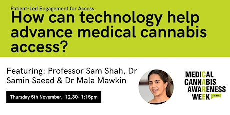 #MCAW2020: How can technology help advance medical cannabis access? tickets