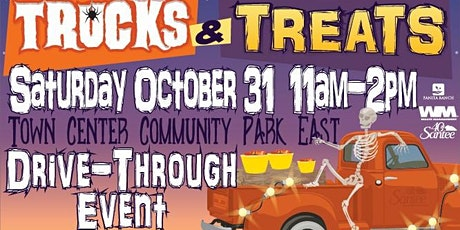 Trucks and Treats tickets