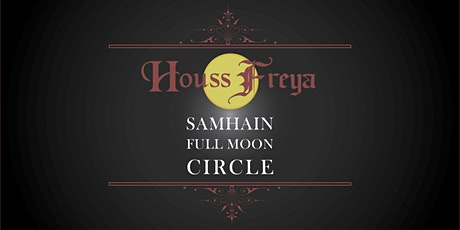 Samhain Full Moon Circle tickets