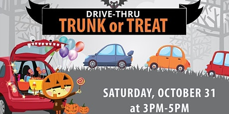 HAMMOND Drive-Thru Trunk or Treat tickets