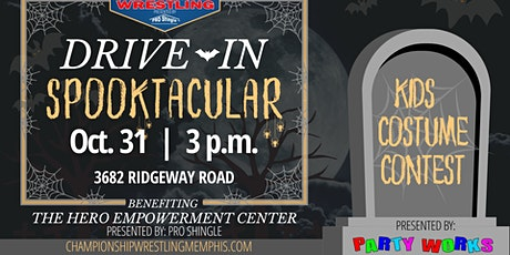 Drive-In SPOOKtacular tickets