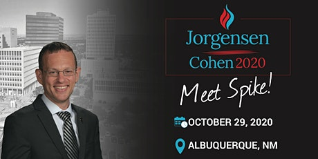Meet and Greet with Spike Cohen: Albuquerque, NM tickets