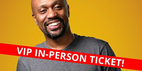 Tony Woods: Live and In-Person Comedy Event tickets