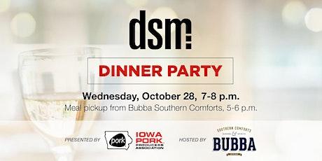 dsm Dinner Party tickets