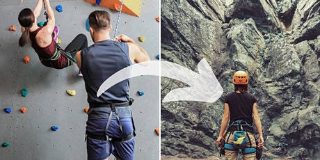 Gym to Crag Series: Ropes and Knots tickets