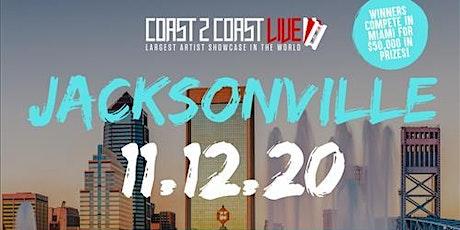 Coast 2 Coast LIVE Showcase Jacksonville - Artists Win $50K In Prizes tickets