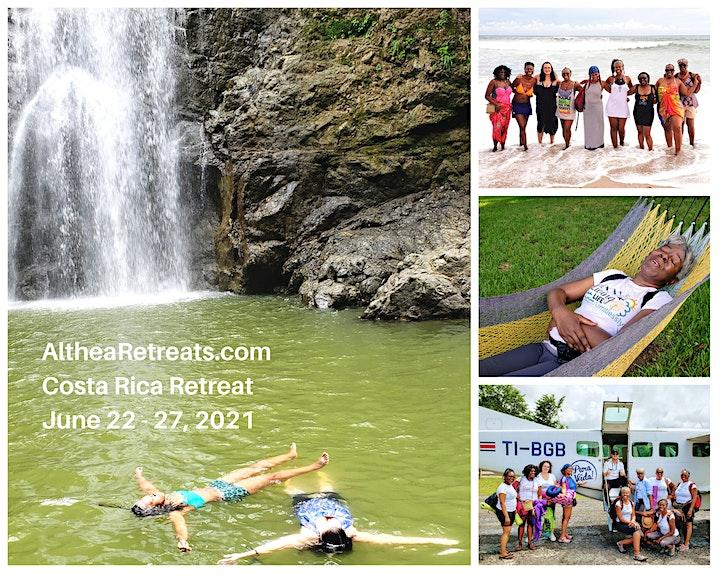 Althea's 2021 Costa Rica Healing Retreat image