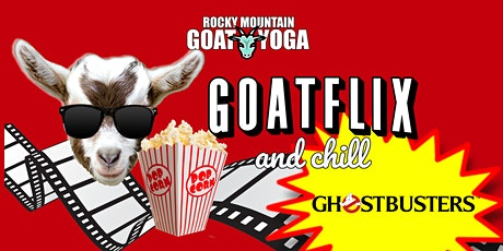 Goatflix and Chill  - October 27th (RMGY Studio) tickets