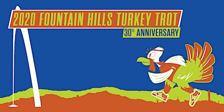 Fountain Hills Turkey Trot 5k Run and 1 Mile Fitness Walk tickets