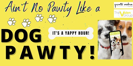 Yappy Hour Dog Pawty tickets