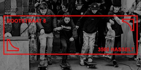 skatesessie hoek8 tickets