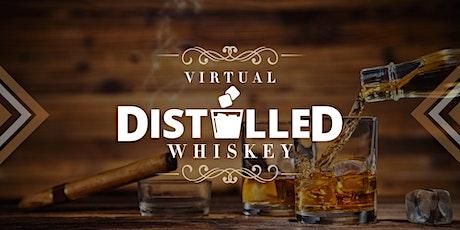 Virtual Distilled - Whiskey tickets