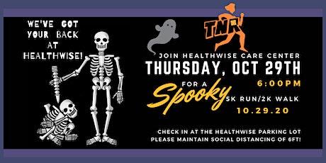 TNR: Halloween Run