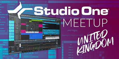 Studio One E-Meetup - United Kingdom tickets