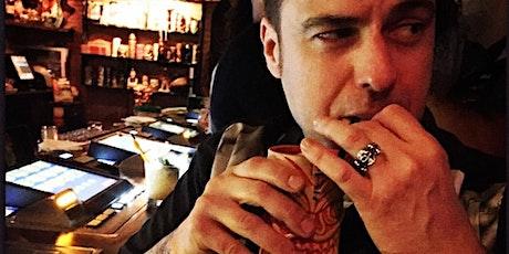 Rumbullion with Tonga Tim, episode 4: Whiskey in Tiki tickets