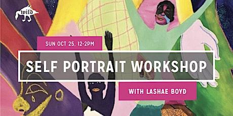 Self-Portrait Workshop with LaShae Boyd tickets