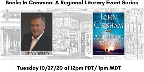 Books in Common NW: John Grisham tickets