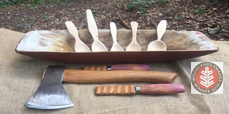 Scandinavian Spoon Carving Course tickets
