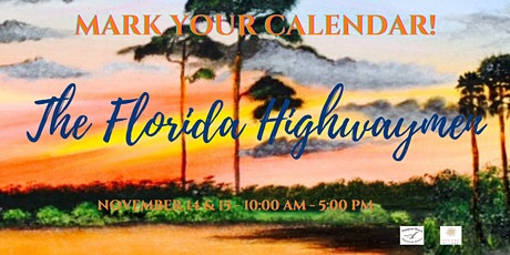 Florida Highwaymen Art Show tickets