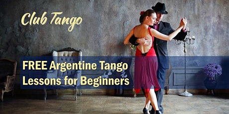 FREE Tango Lessons for Beginners tickets