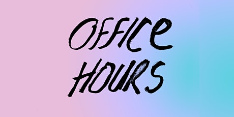 Office Hours 17: Responding to Discriminatory Incidents with Lee Mun Wah tickets