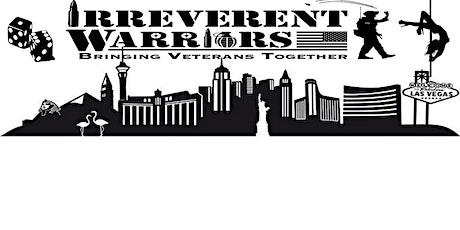 Irreverent Warriors Silkies Hike- Las Vegas tickets