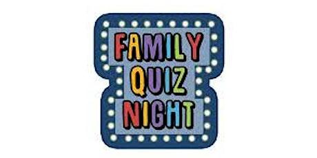 Great Big Family Quiz tickets
