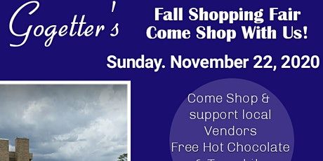 FALL SHOPPING FAIR - SUPPORT LOCAL tickets