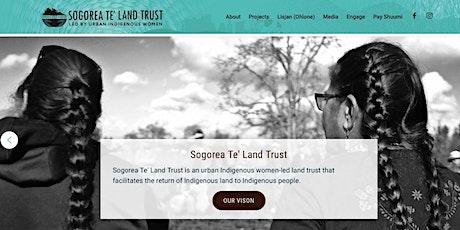 Donation Class for Sogorea Te' Land Trust tickets