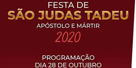 Missa do dia 28 de outubro em honra a São Judas Tadeu •Dom Odilo