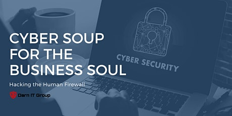 Cyber Soup for the Business Soul tickets