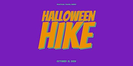 Halloween Hike tickets