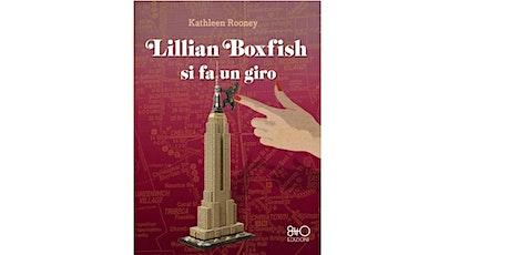 Lillian Boxfish si fa un giro di Kathleen Rooney. biglietti
