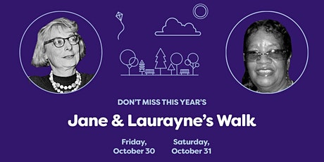 Jane & Laurayne's Walk tickets