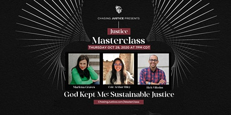 God Kept Me: Sustainable Justice tickets