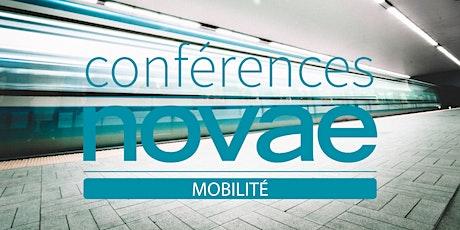 Mobilité  - Conférence Novae billets